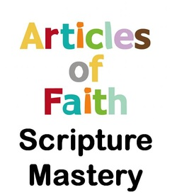 articles of faith signs